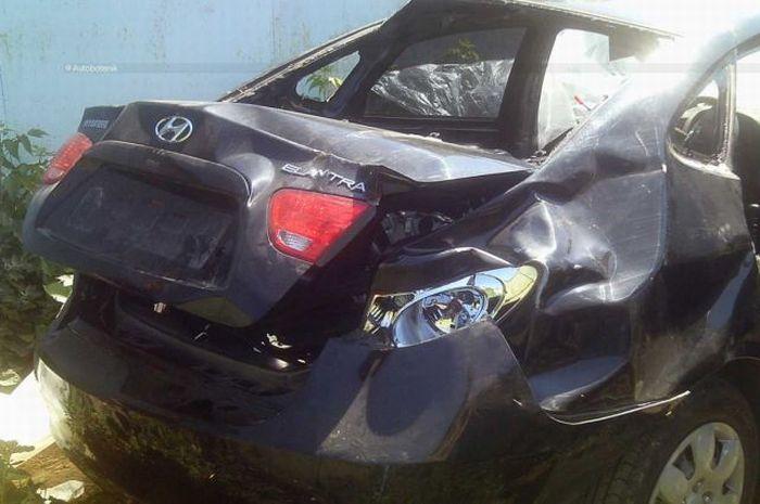 How Many Car Crashes Involved Aggressive Drivers